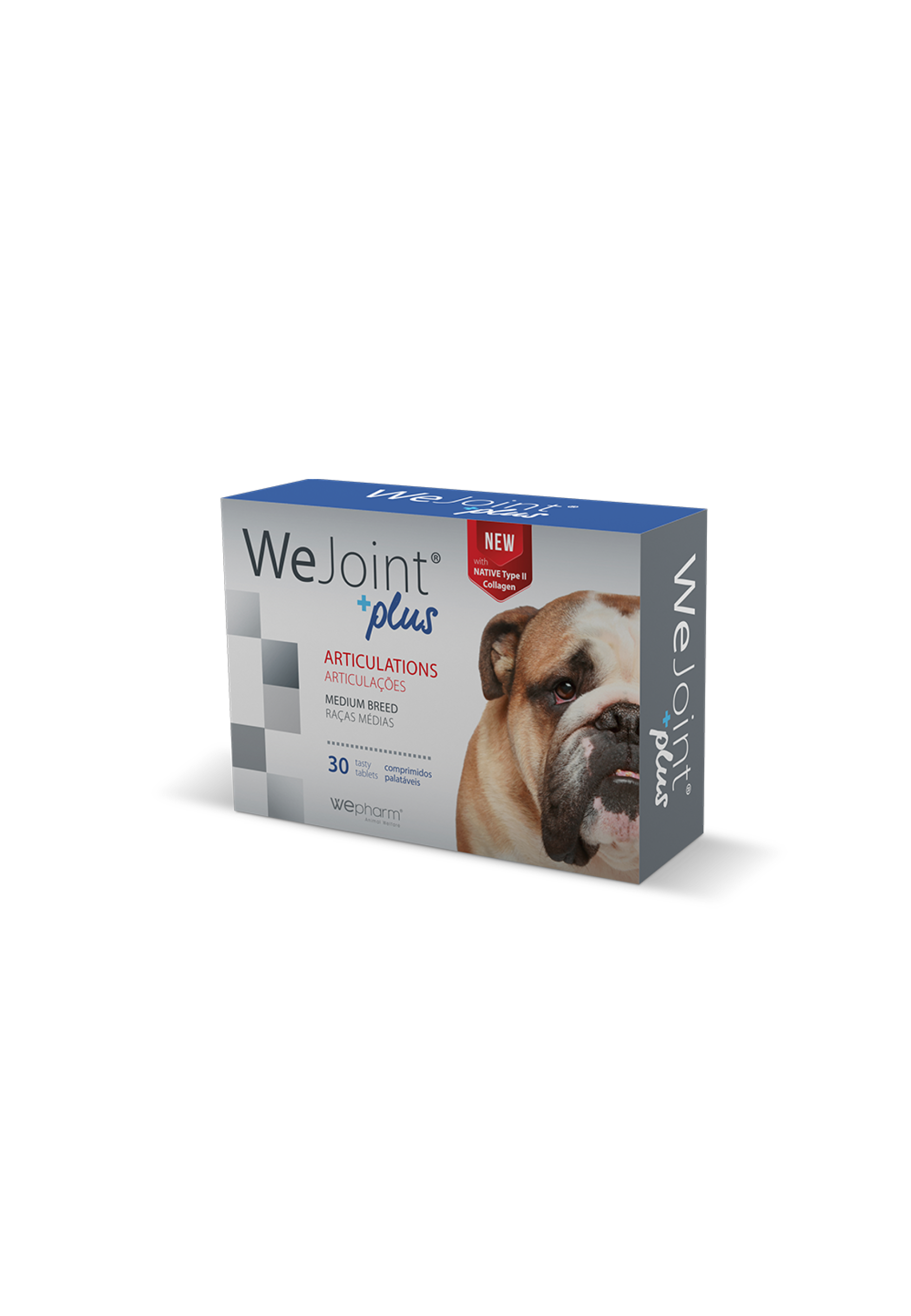 WeJoint Plus Medium Breed 30 tabs