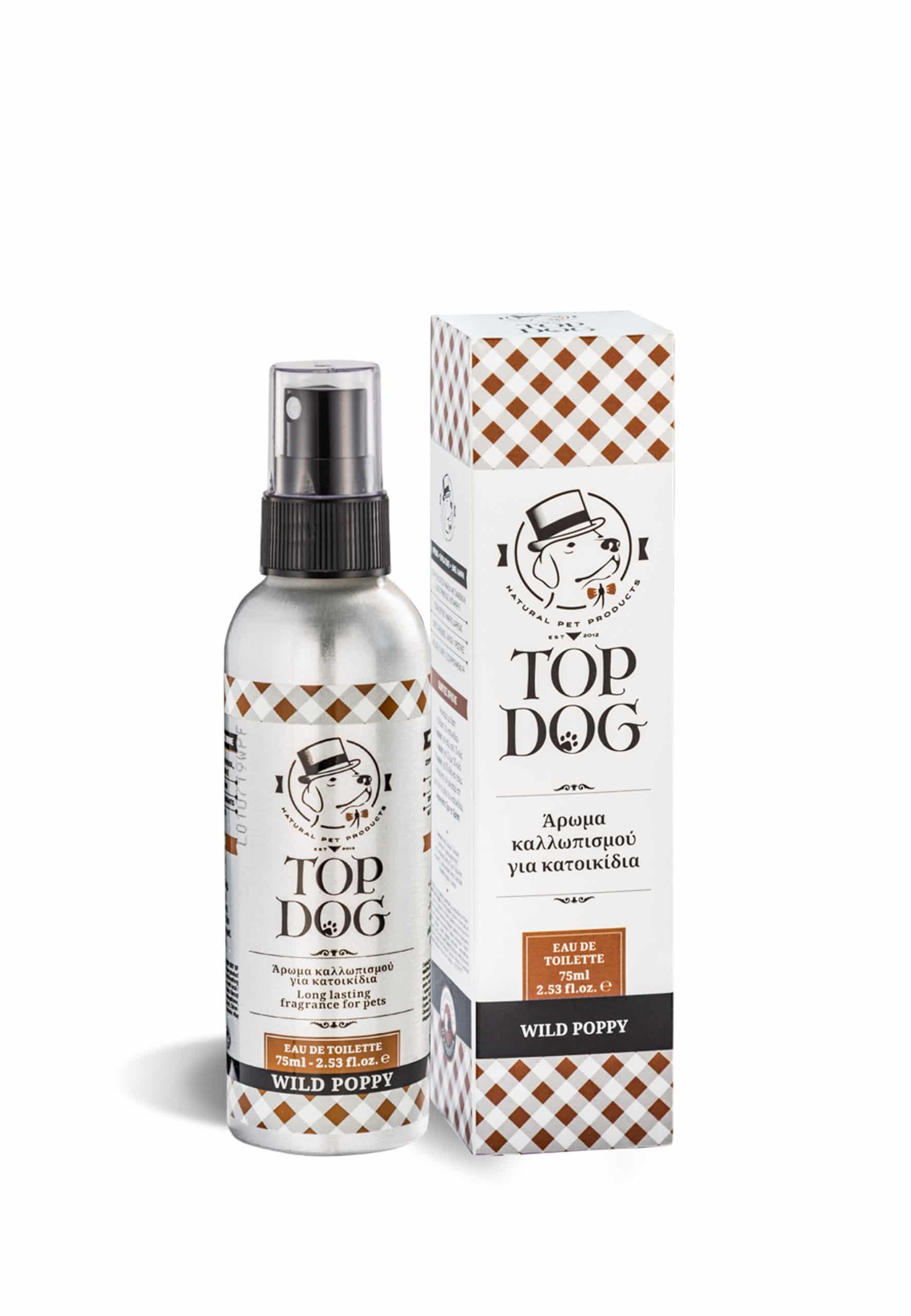 Άρωμα Καλλωπισμού Top Dog Wild Poppy