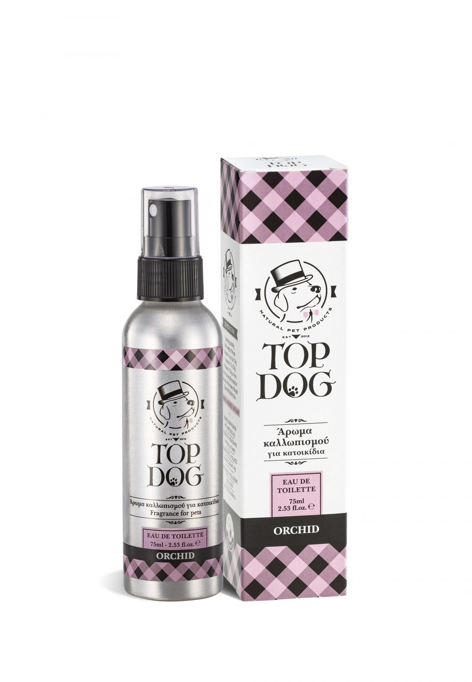 Άρωμα Καλλωπισμού Top Dog Orchid