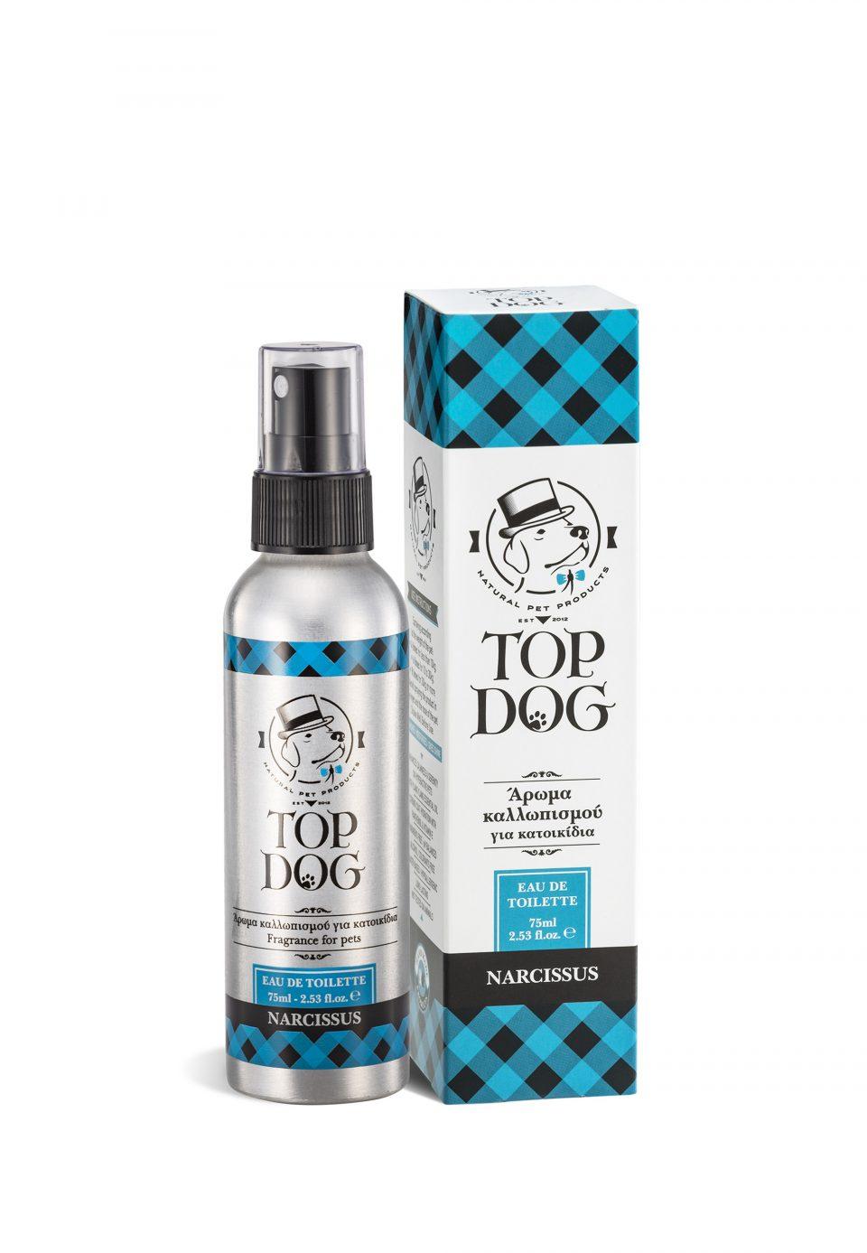 Άρωμα Καλλωπισμού Top Dog Narcissus
