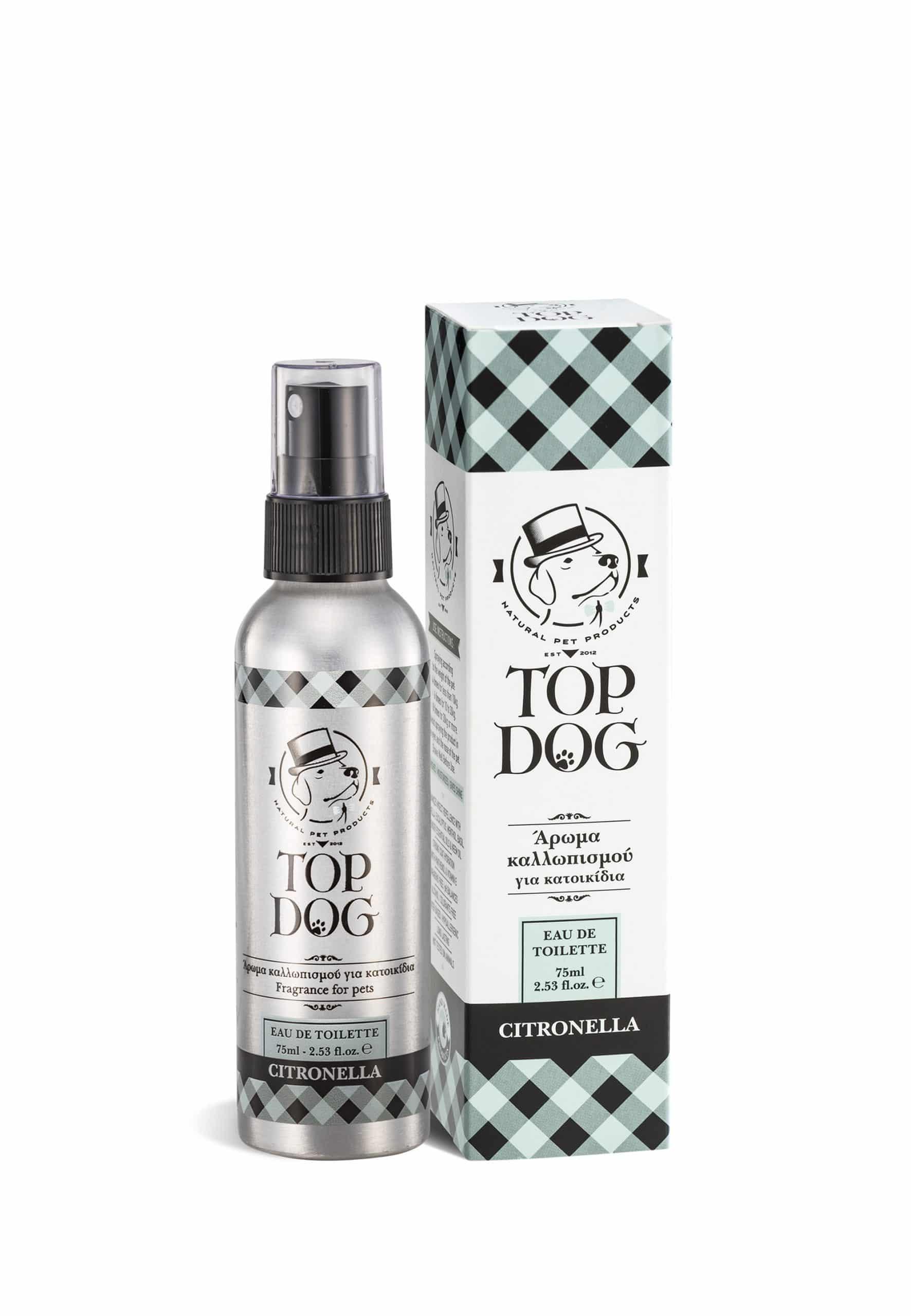 Άρωμα Top Dog Citronella