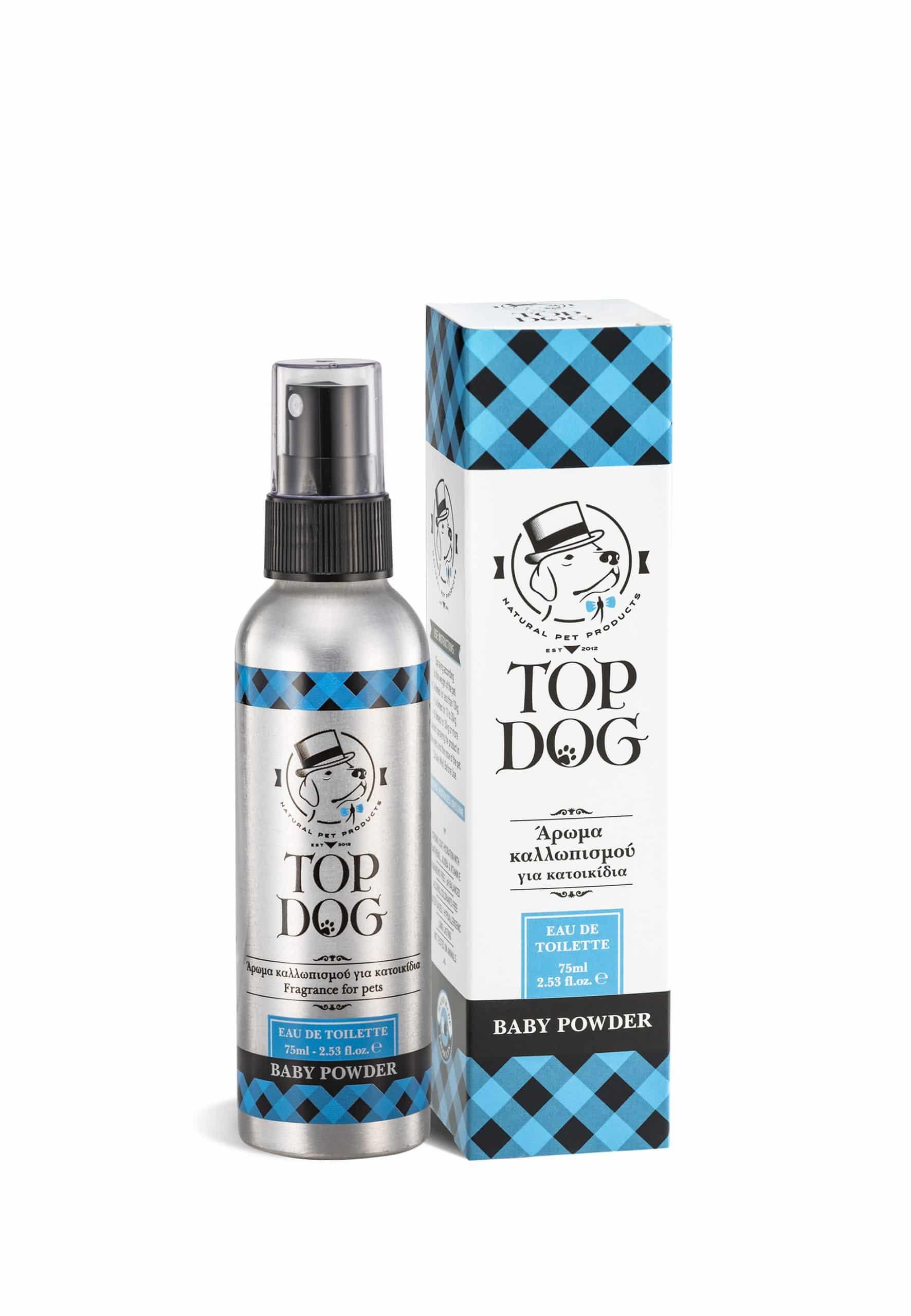 Άρωμα Καλλωπισμού Top Dog Baby Powder
