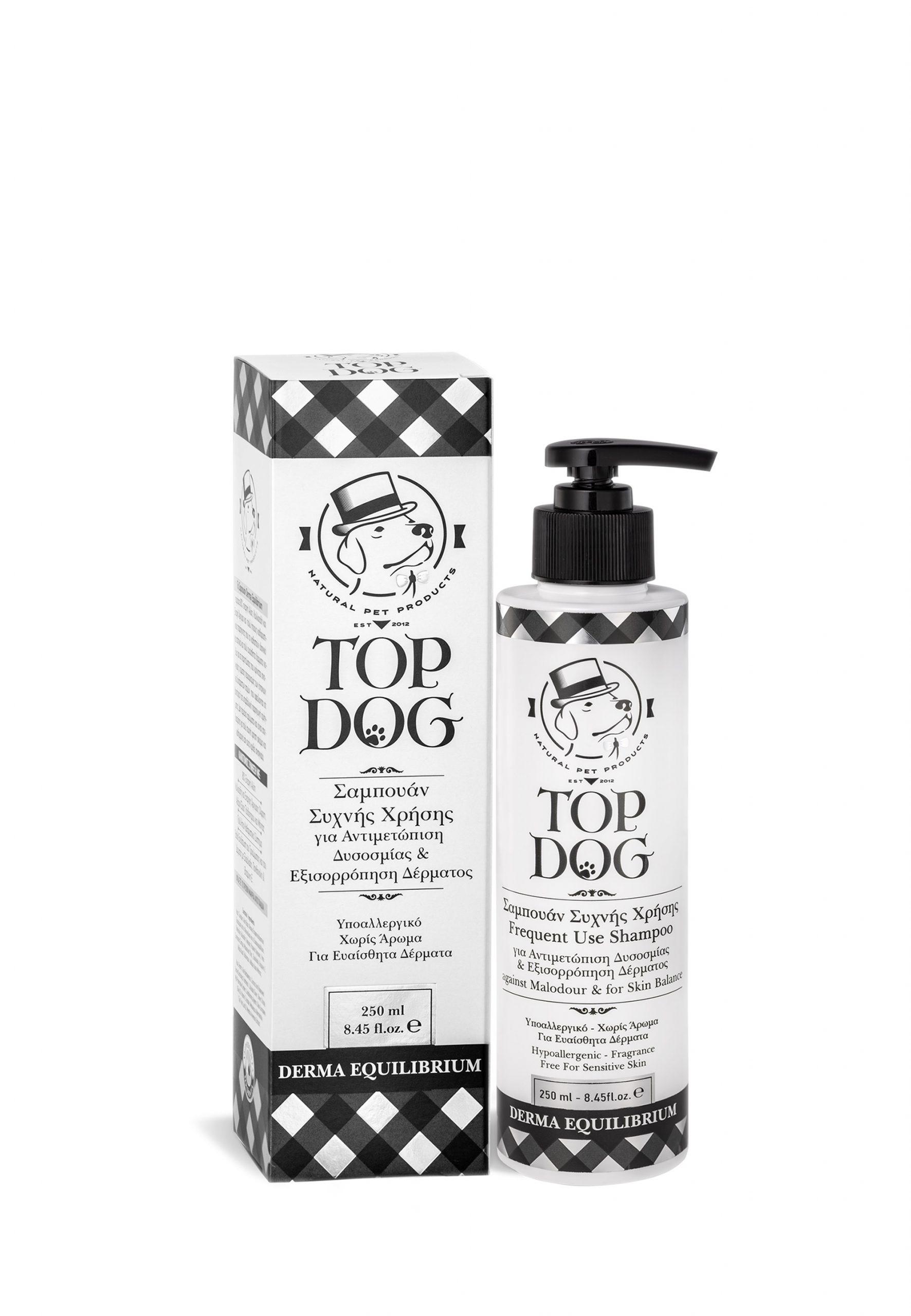 Top Dog Derma Equilibrium 250ml