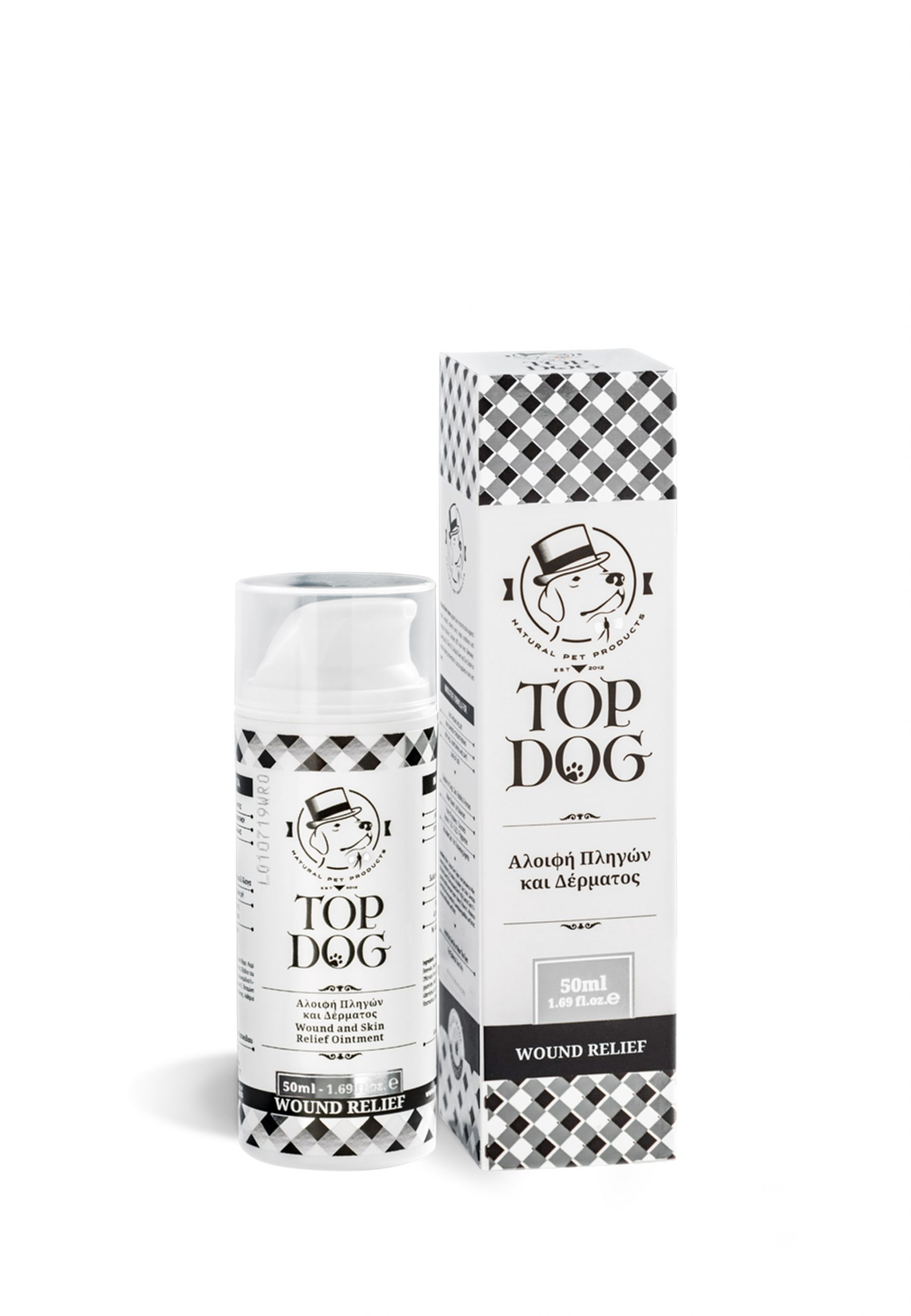 Top Dog Wound Relief 50ml