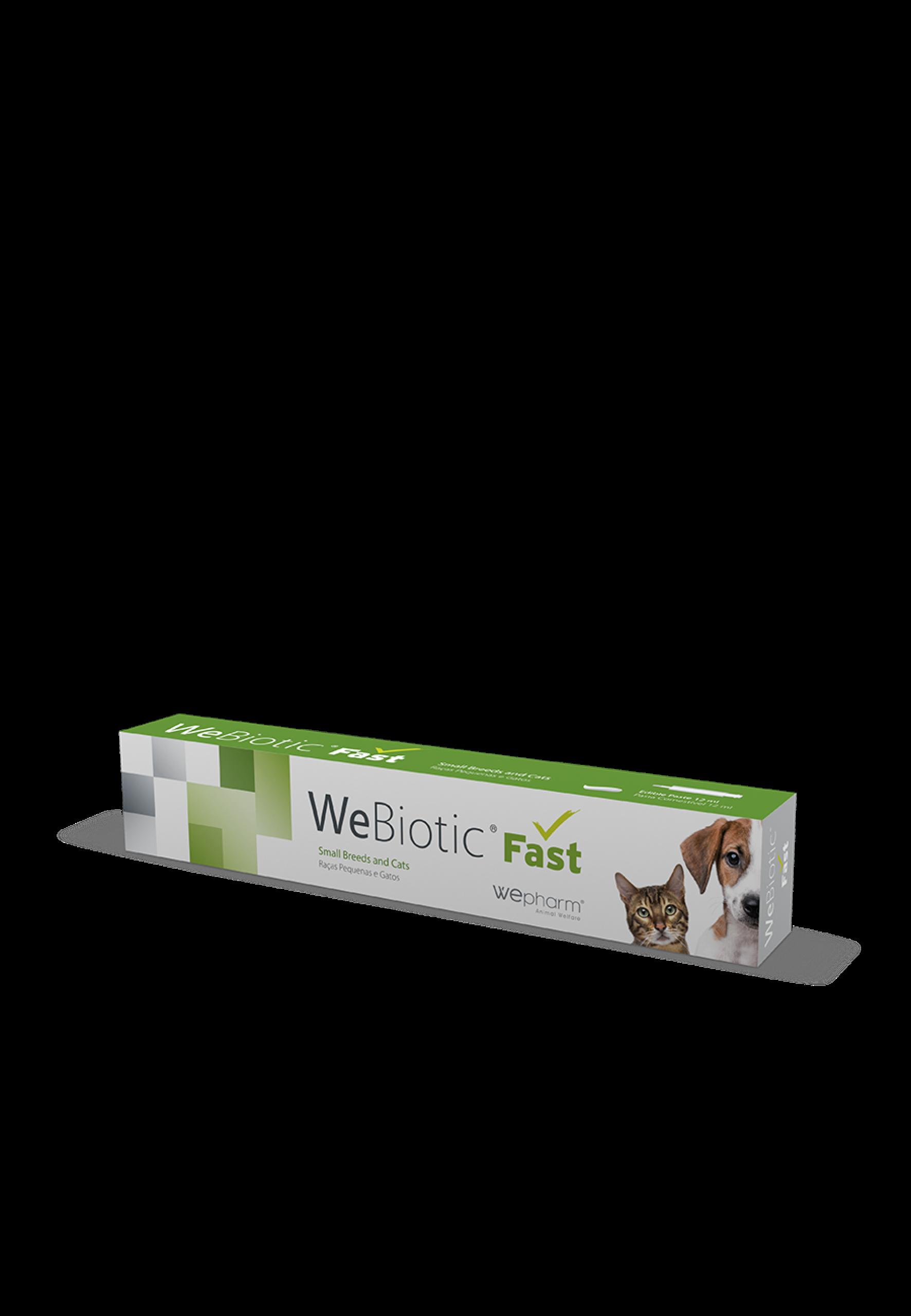 Webiotic Fast 15ml για σκύλους και γάτες